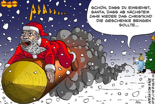 Weihnachtskarten Comic.Weihnachtskarten Sammelthread